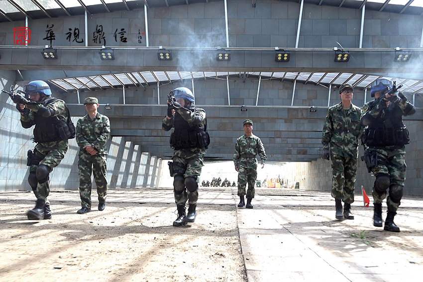 中国维和警察培训中心宣传片